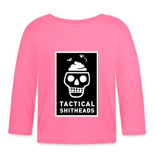 Tacshit Shitheadskull - Baby Langarmshirt