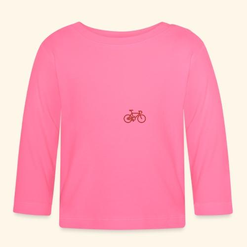 Rennrad, Race-Bike, Velo - Baby Langarmshirt
