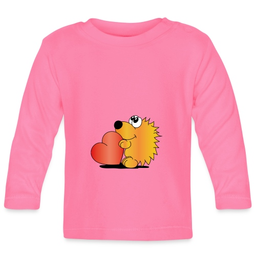 Igelchen - Baby Langarmshirt