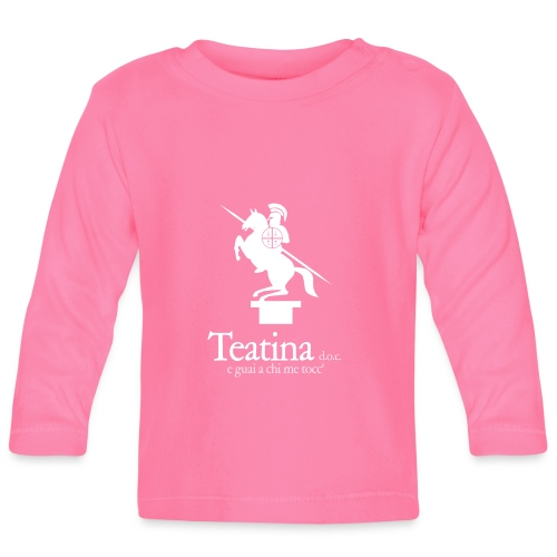 Teatina doc - Maglietta a manica lunga per bambini