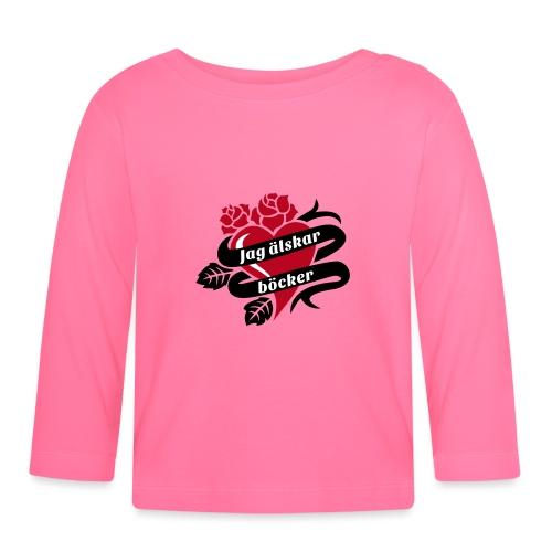 BOKTATUERING - Långärmad T-shirt baby