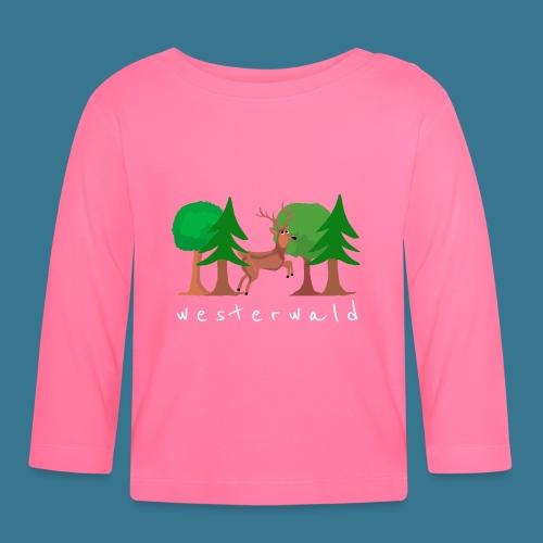 Westerwälder Wildlife - Baby Langarmshirt