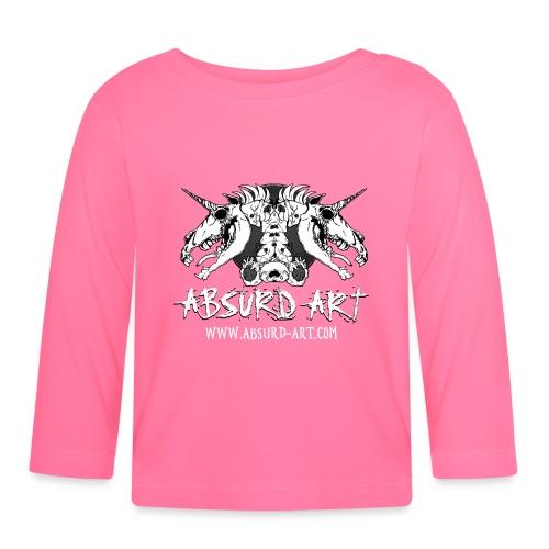 Absurd ART Logo - Baby Langarmshirt
