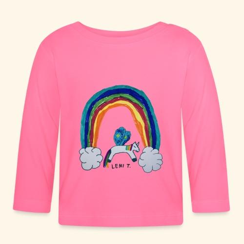 LeniT For Unicorns Only - Vauvan pitkähihainen paita