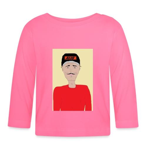 DJ , new shirt - Långärmad T-shirt baby