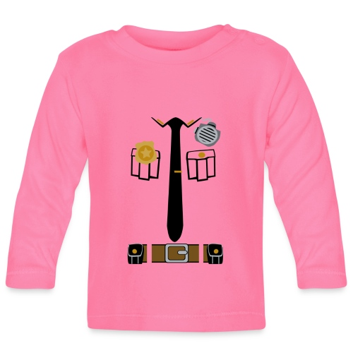 Police Patrol - Baby Long Sleeve T-Shirt