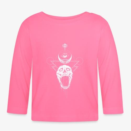 nocturn design 1 - T-shirt manches longues Bébé