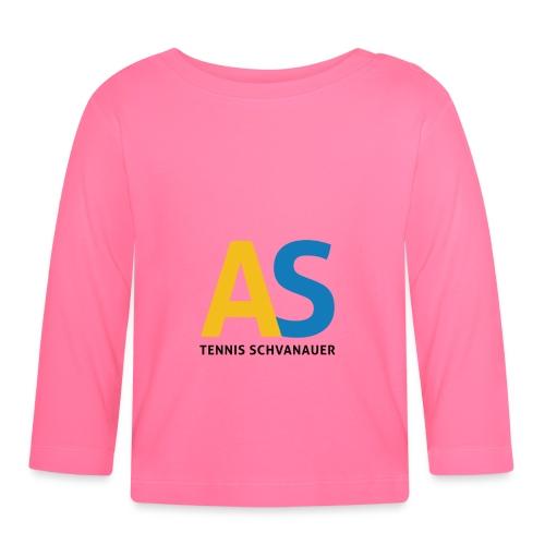 as logo - Maglietta a manica lunga per bambini