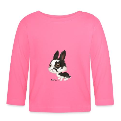 Kanin - Langarmet baby-T-skjorte