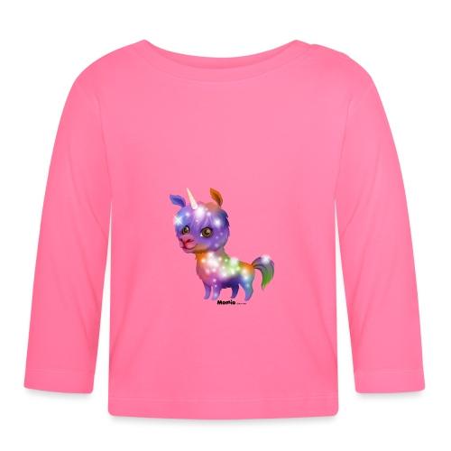 Llamacorn - Vauvan pitkähihainen paita