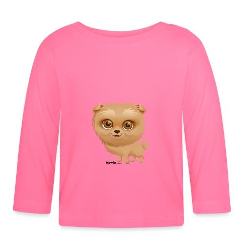 Dog - Baby Langarmshirt