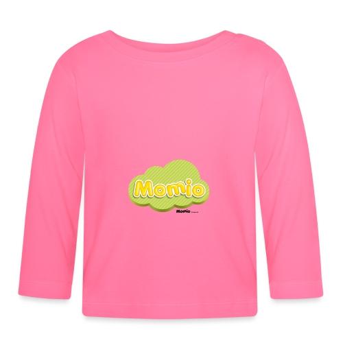 Momio-logo - Vauvan pitkähihainen paita