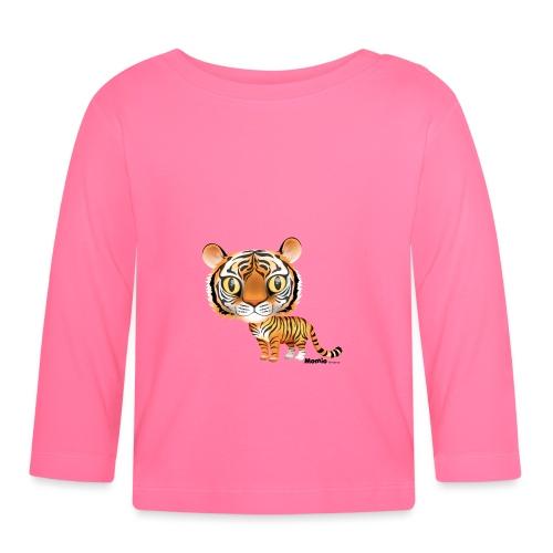 Tiikeri - Vauvan pitkähihainen paita