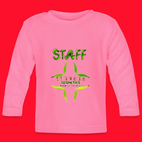 logo_de_ferdara_cosmetics_veracruz_zona_sur. - Camiseta manga larga bebé