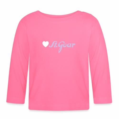 Herz für St. Goar - Baby Langarmshirt