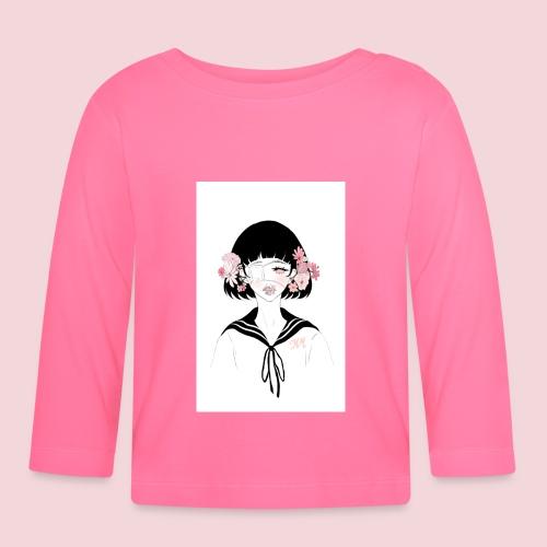 Flowerhead - Baby Long Sleeve T-Shirt