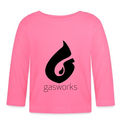 Gasworks Logo Tee - Baby Long Sleeve T-Shirt