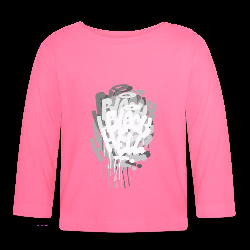 bombing-x grigio - Maglietta a manica lunga per bambini