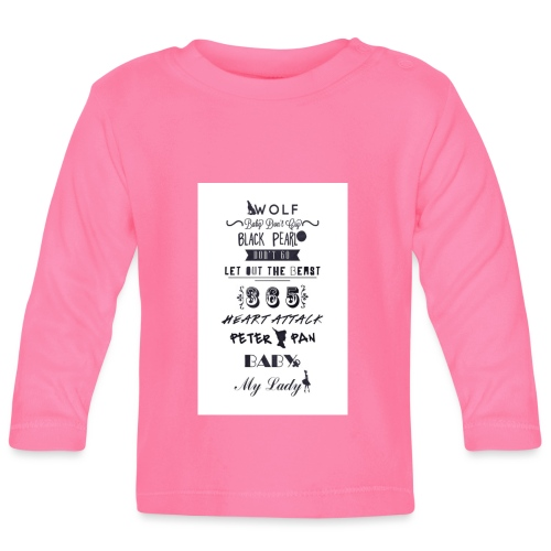 fun - T-shirt manches longues Bébé