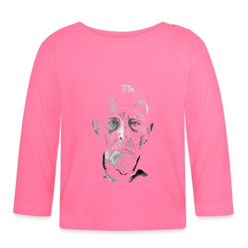 face3 - Langærmet babyshirt