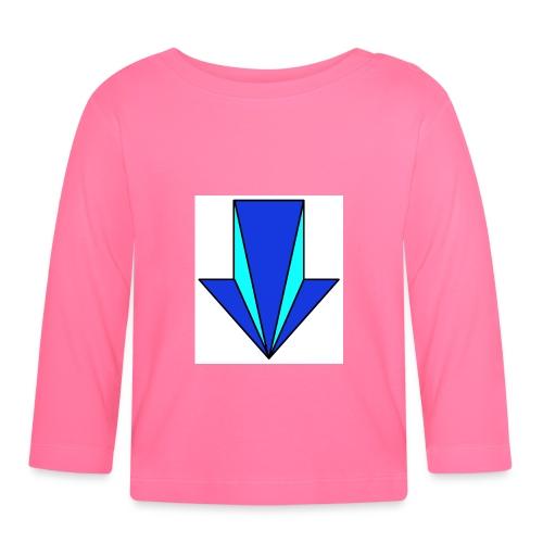 flecha - Camiseta manga larga bebé