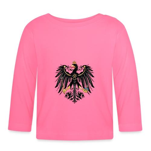 Preussischer Adler - Baby Langarmshirt