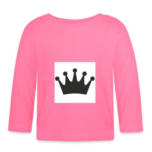krone - Baby Langarmshirt