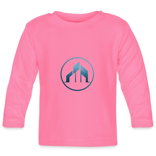 praise community church - Vauvan pitkähihainen paita