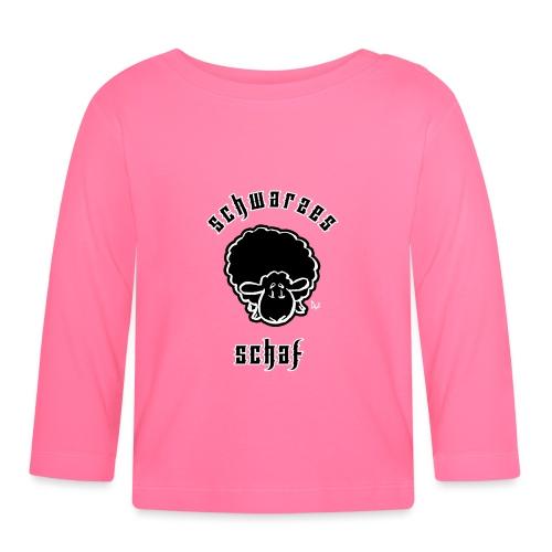 Schwarzes Schaf (Black Sheep) - Baby Long Sleeve T-Shirt