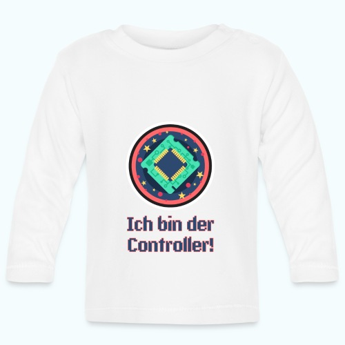 I am the controller - Baby Long Sleeve T-Shirt