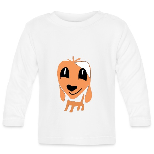 Hundefreund - Baby Long Sleeve T-Shirt