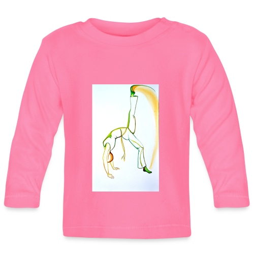 small capo 4 - Baby Long Sleeve T-Shirt