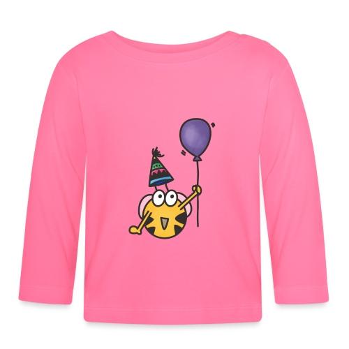 Feierbiene - Baby Langarmshirt