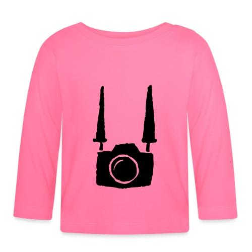 Camera - Baby Long Sleeve T-Shirt