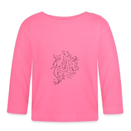 seahorse - Baby Long Sleeve T-Shirt