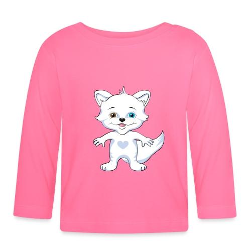 Rävlycka - Långärmad T-shirt baby