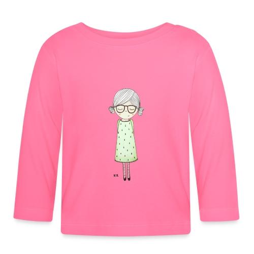 meisje met bril - T-shirt
