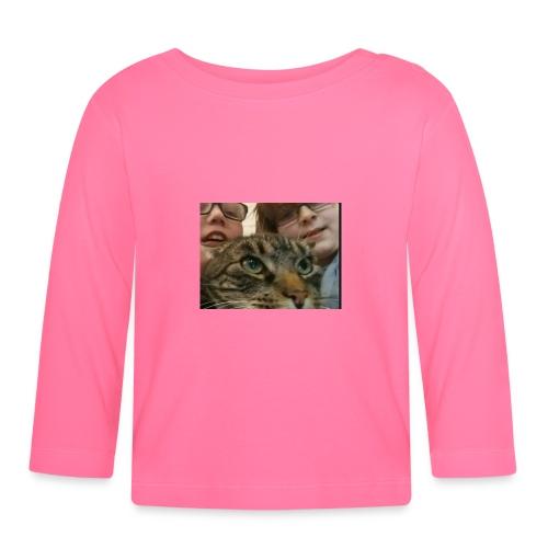 JAG SKOE - Langarmet baby-T-skjorte