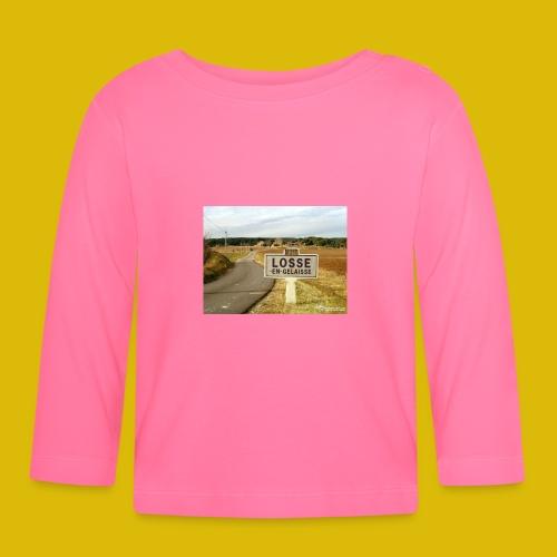 la LOOSE en gelée - T-shirt manches longues Bébé