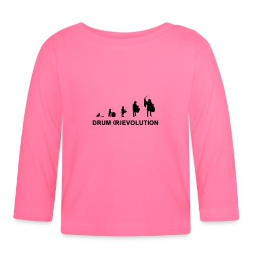 drum (r)evolution - Maglietta a manica lunga per bambini