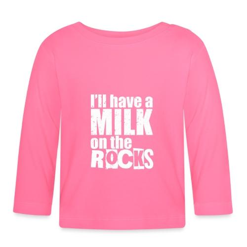 Milk rocks - T-shirt