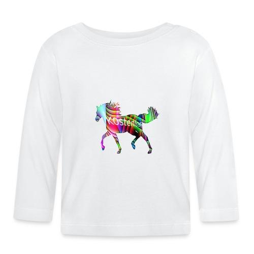 Freiheit frei - T-shirt manches longues Bébé