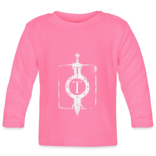 travian_legends_shield_w - Baby Long Sleeve T-Shirt