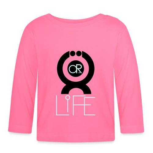 O.ne R.eligion O.R Life - T-shirt manches longues Bébé