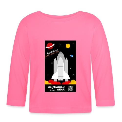 Rocket Science Kids - Baby Langarmshirt
