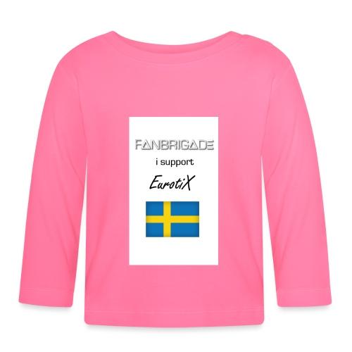Fanbrigade - Langærmet babyshirt