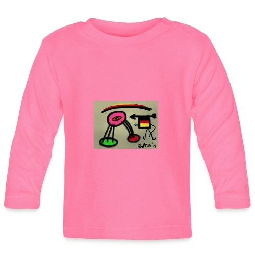 Bel Miro 3 - Baby Long Sleeve T-Shirt