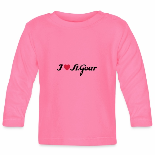 I Love St. Goar - Baby Langarmshirt