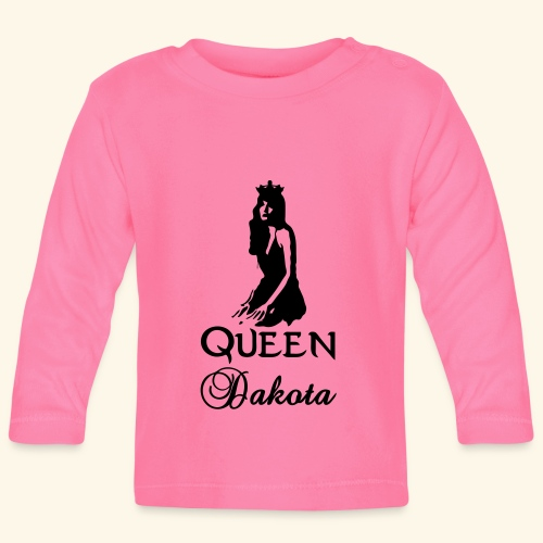 Queen Dakota - Baby Long Sleeve T-Shirt