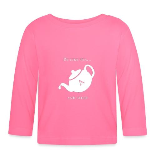hmmn - Baby Long Sleeve T-Shirt